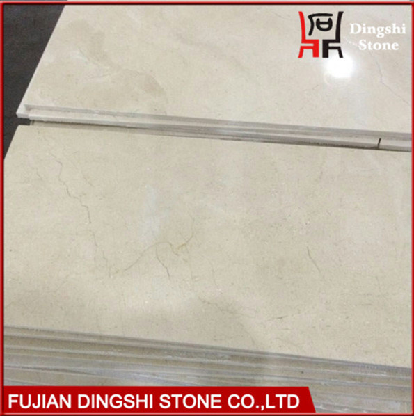 Cream Marfil Tile Flooring and Wall Cladding with Beige Cream Marfil