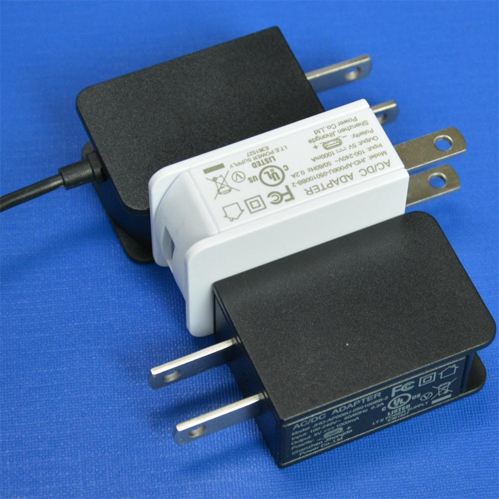 5V1000mA Us Plug Switching Power Adapter