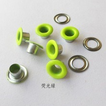Hot Selling Colored Metal Eyelets for Garment