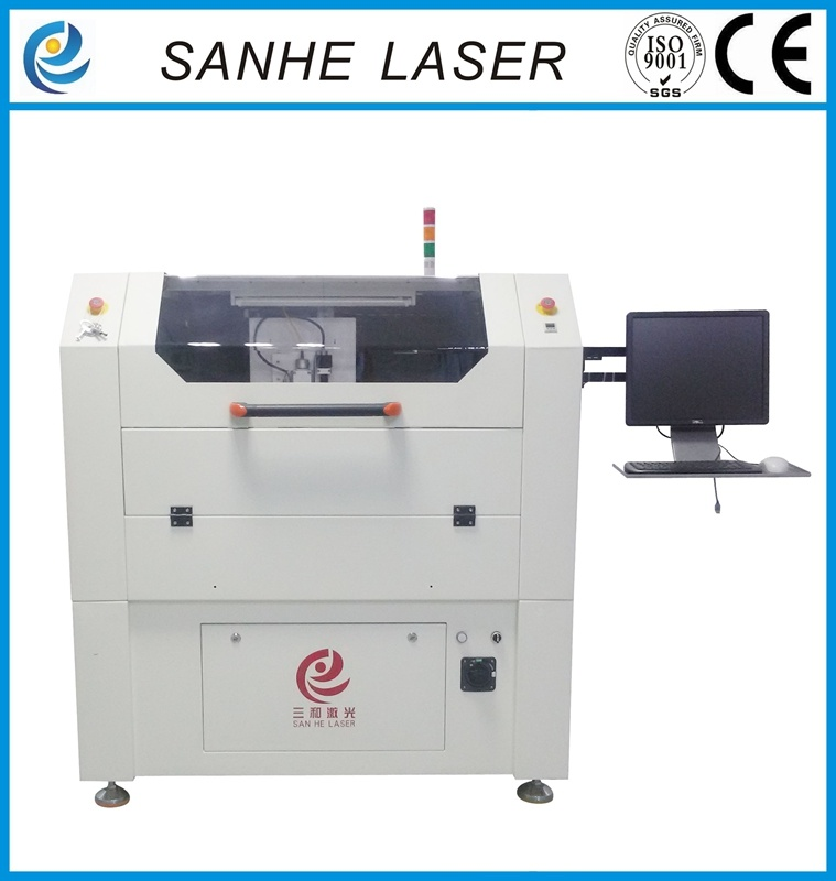 China SMT Steel Mesh Laser Cutting/Cutter for Stainless Steel