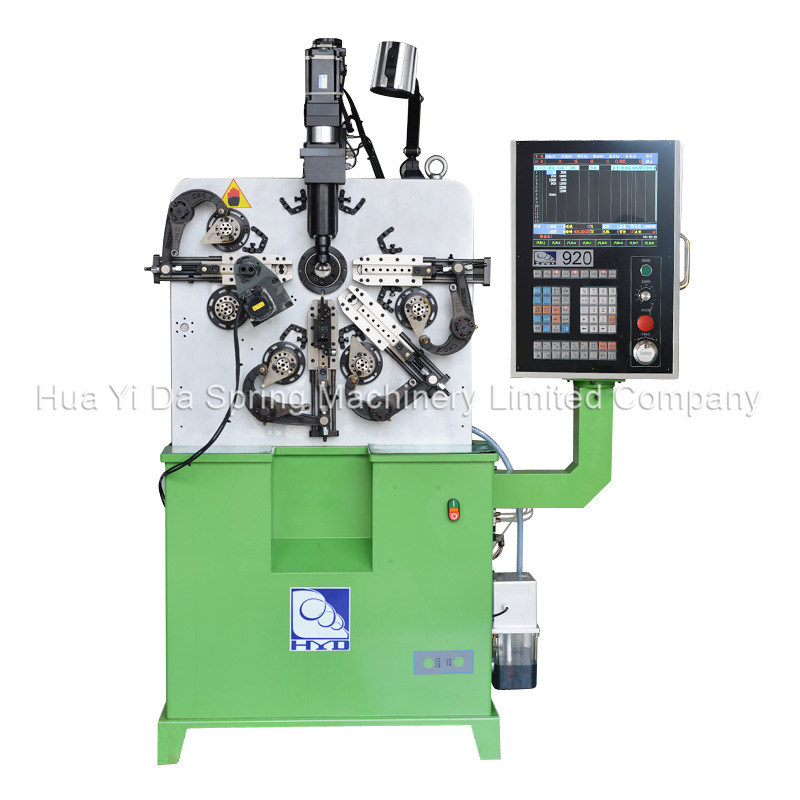 Size M2-M16 Screw Sleeve Machine & CNC Spring Coiling Machine