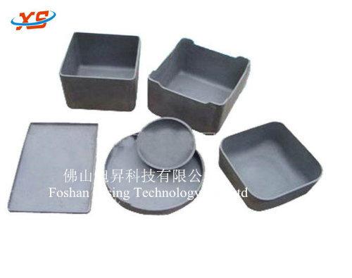 Silicon Carbide Crucibles and Saggers