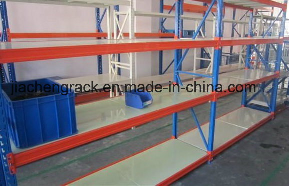 Most Popular China Made Powder Coated Long Span Shelving with High Quality