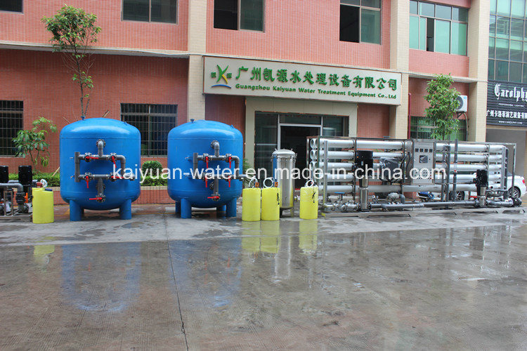 Ce/ISO Approved 50tph Industrial RO Reverse Osmosis Water Purification System