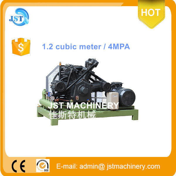 Medium Pressure Reciprocating Piston Air Compressor
