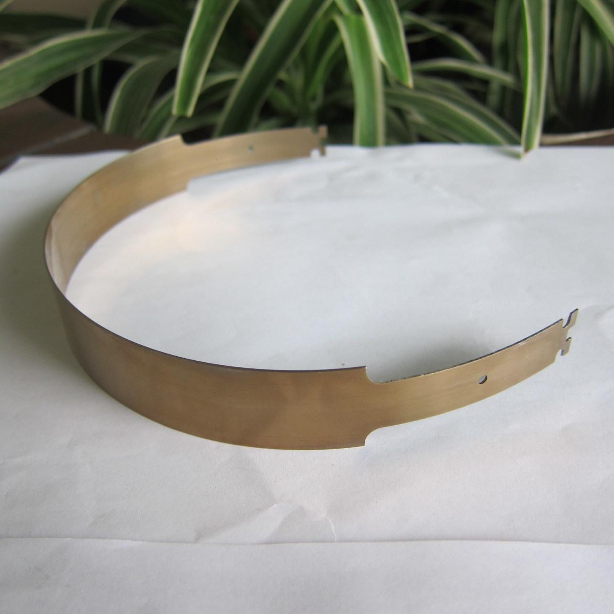 Strong Elastic Flat Spring High-End Headphone Headbands