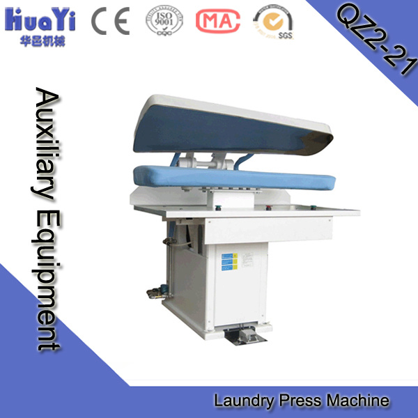 Clamp Machine Series Laundry Press Machine Steam Ironing Table