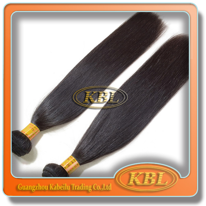 High Quality 100% Peruvian Unprocessed Hair Extensions, Hot Sell