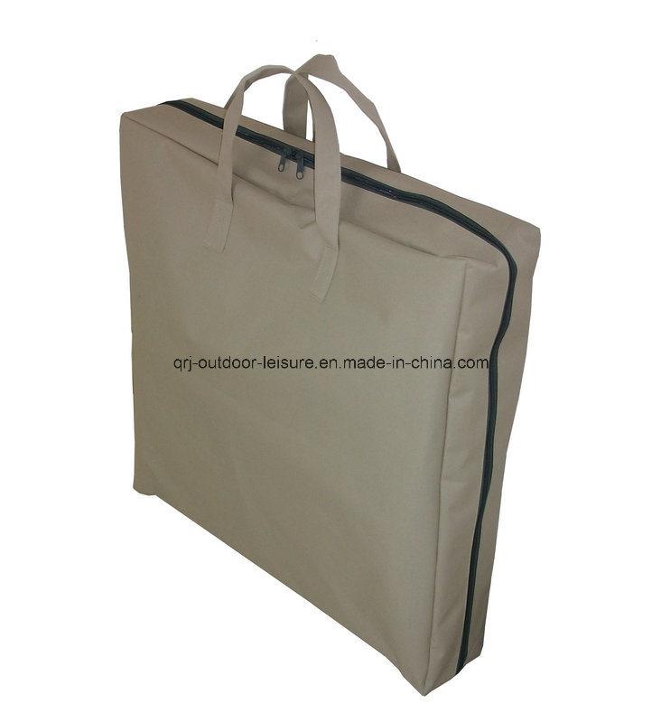 Aluminum Quality Folding Portable Storage 3 Shelves Concertina Cupboard (QRJ-G-006)