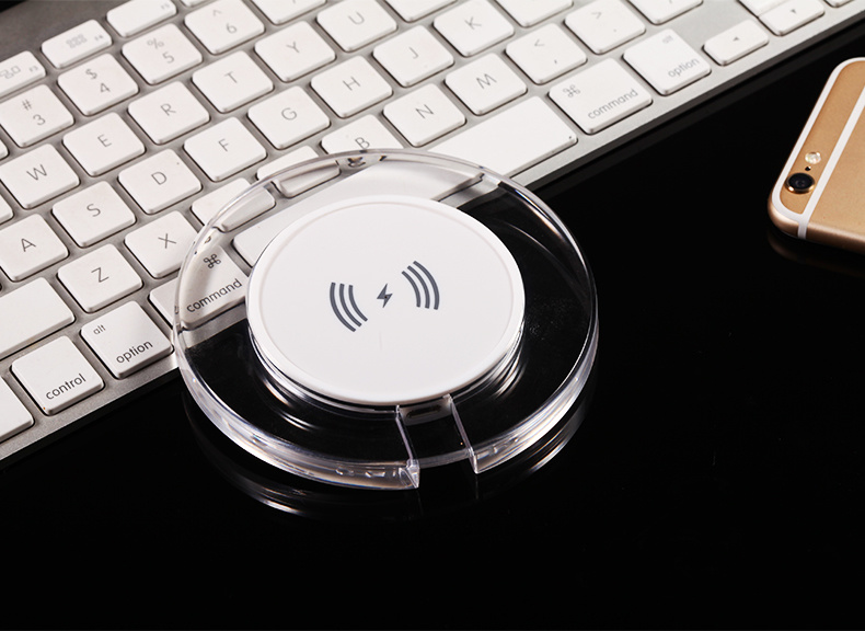Mobile Phone Quality Charger Qi Wireless Charger Mobile Phone Accessories Factory in China