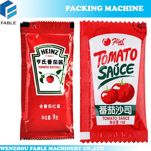 2017 Liquid Sachet Packing Machine for Ketchup (FB-100L)