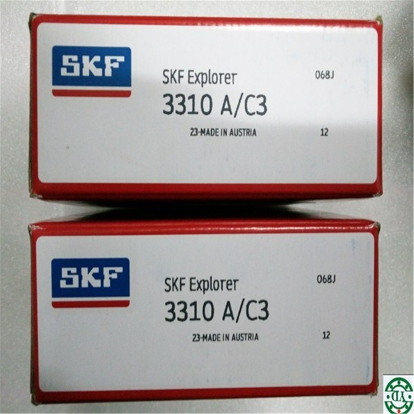 Steel Copper Cage Bearing Spherical Roller SKF 23022cc/W33