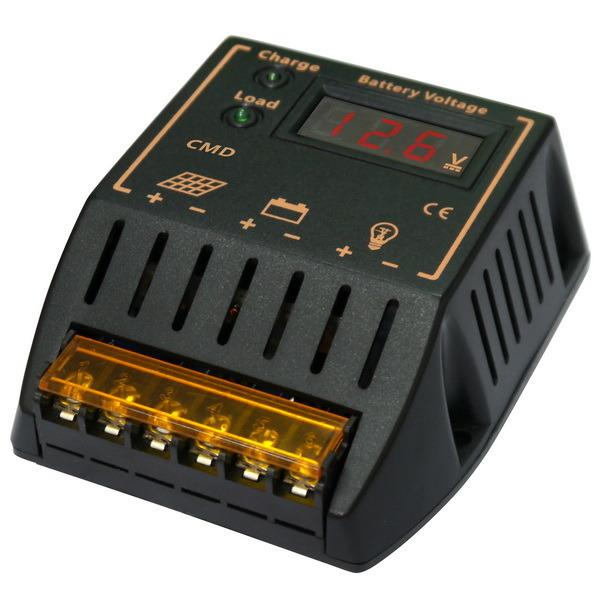 PWM & WPC Solar Charge Controller