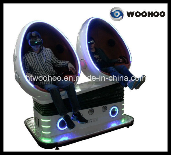 Indoor Playground 9d Virtual Reality Private Cinema for 2 Players