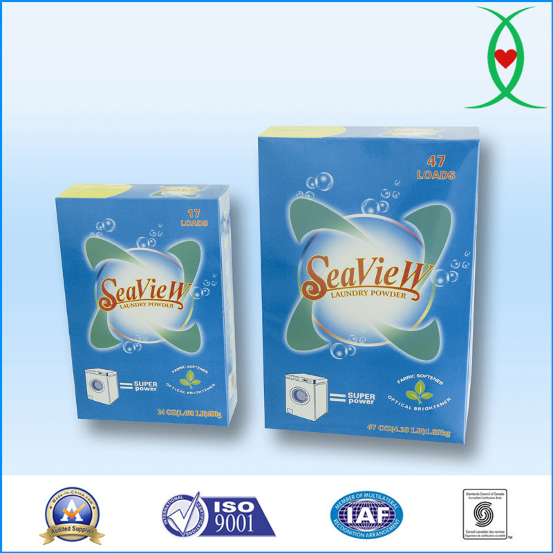 Good Sale Paper Box Packing Washing Laundry Detergent