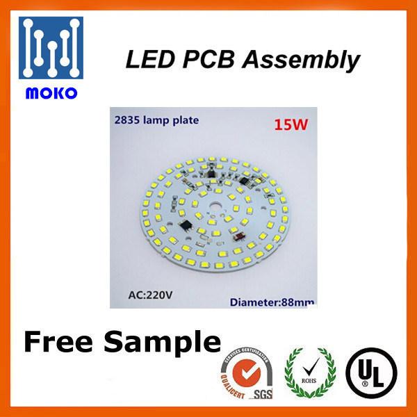 220V High PF AC Driverless Round LED Module