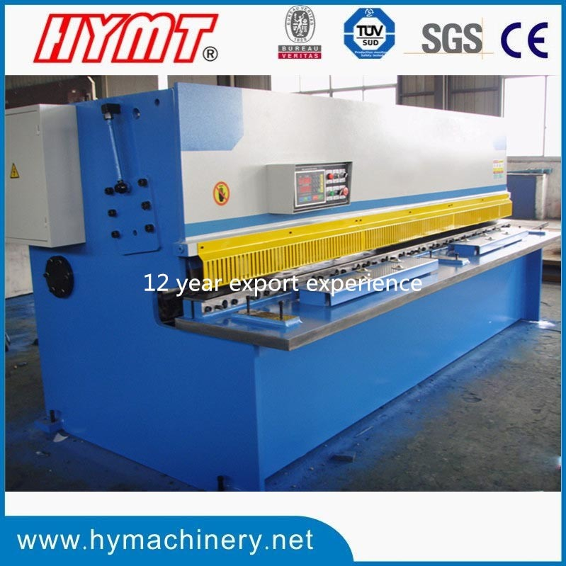 QC12Y-20X3200 Hydraulic Swing Beam Shearing Machine