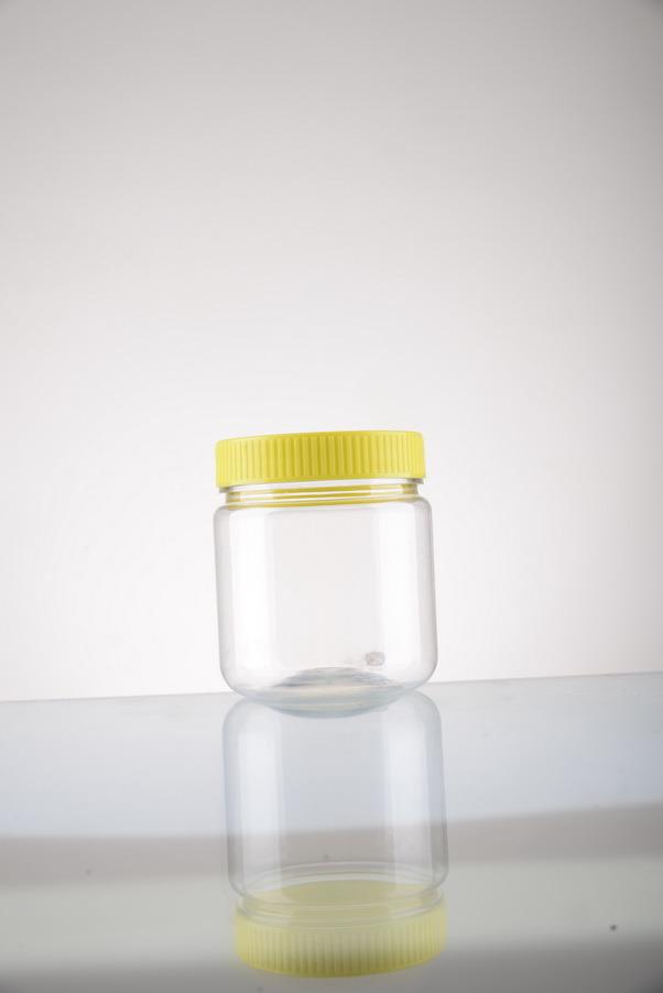 Pet Bottle for Snack Food Plastic Packaging