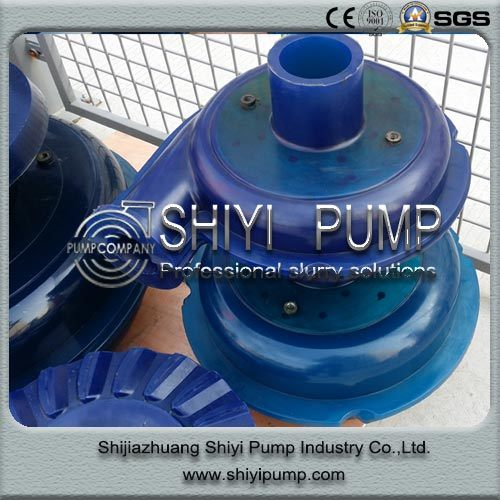 Polyurethane Wear Resistant Slurry Pump Part