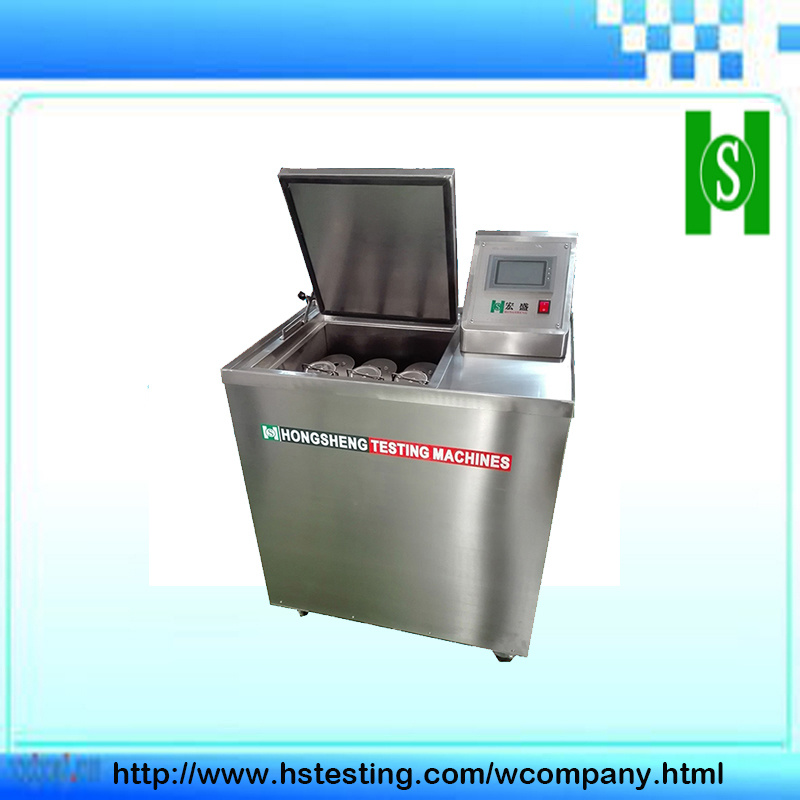 Aatcc Colour Fastness Rubbing Tester for Textile