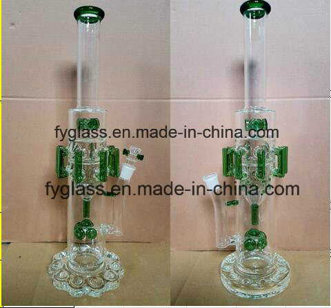 Glass Water Pipe with Cool Heaviest and Beatiful Water Recycler