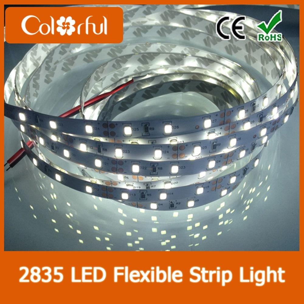 Ce RoHS Approval DC12V SMD2835 LED Strip Light