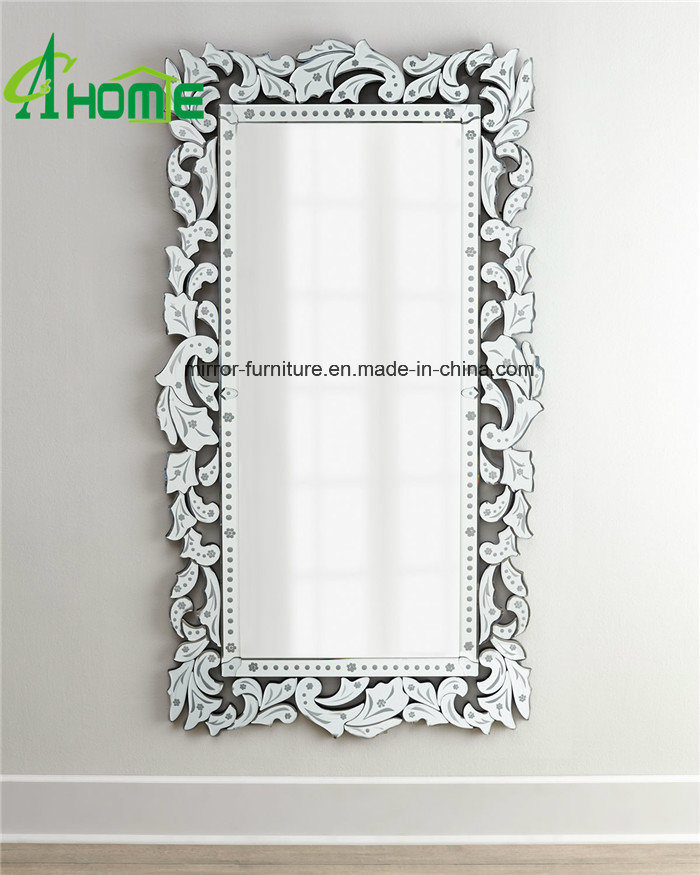 Home Decorative Rectangle Venetian Wall Mirror