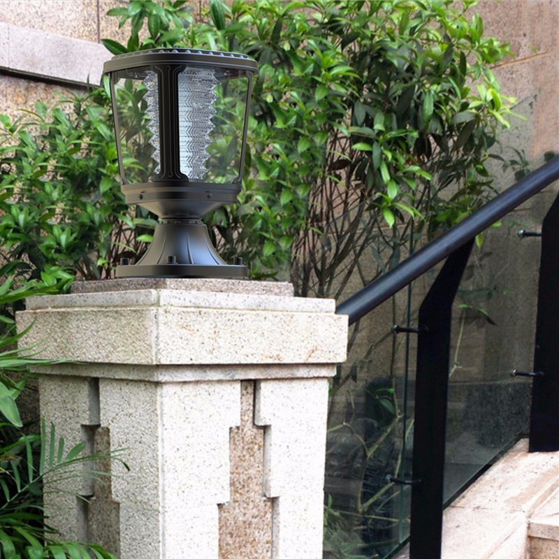 Residential Outdoor Landscape Garden LED Pillar Light 1W