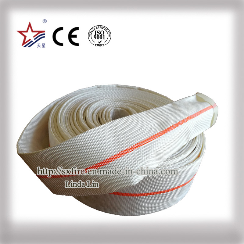 Pressure Head Fire Hose for Fire Fighting Equipment