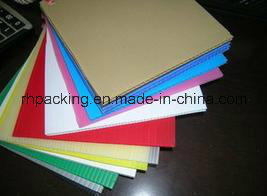 2mm-10mm Corrugated PP Sheet/Flute Board/Corrugated Plastic Board Manufacturer