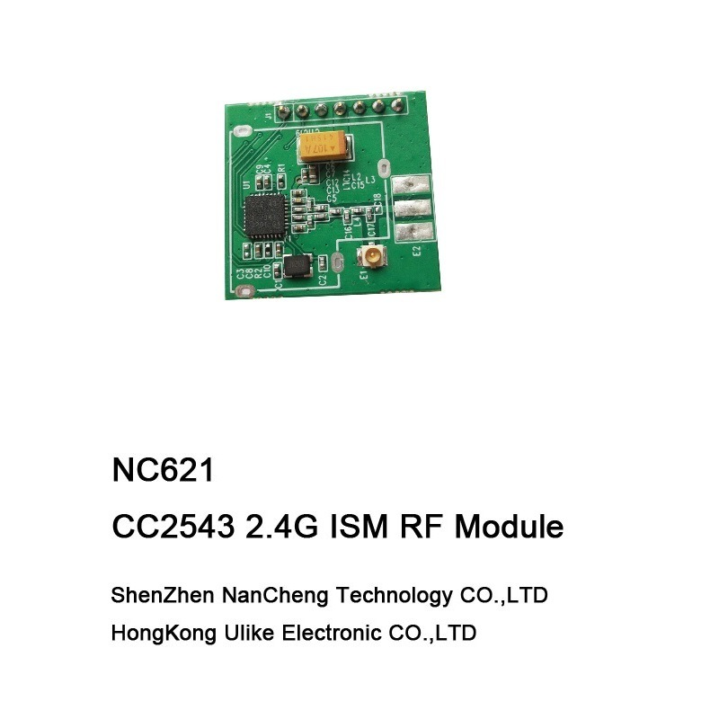 Cc2543 Ibeacons Module Transceiver 2.4GHz RF Wireless Modules RF Module
