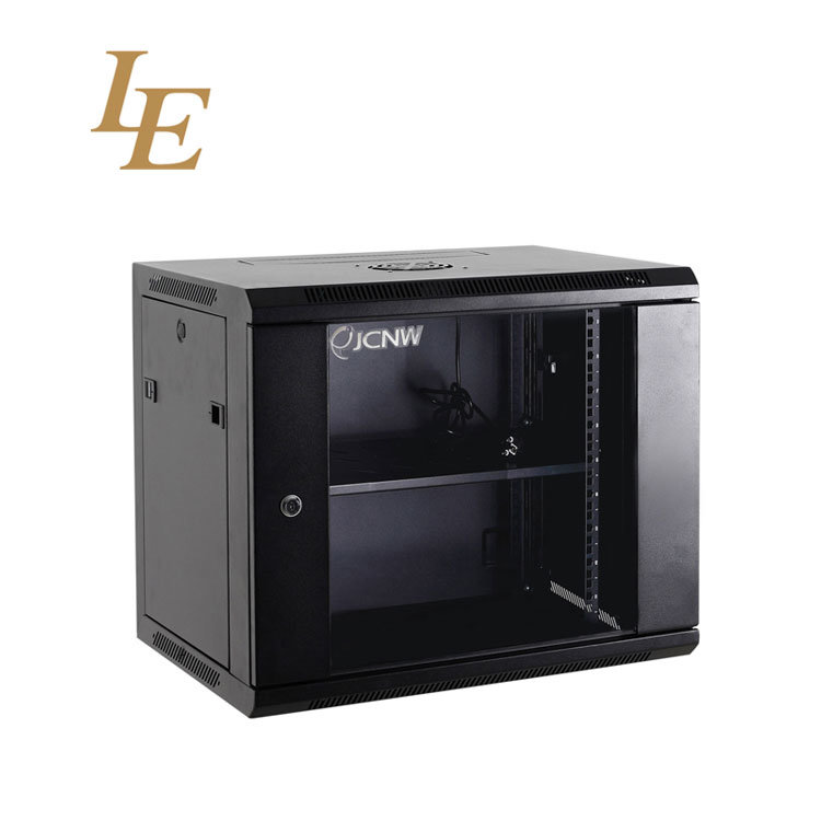 15u Enclosed Server Cabinet Locks