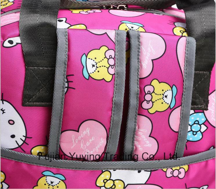 Multifunction Tote Mom Bag with Big Capacity Volume