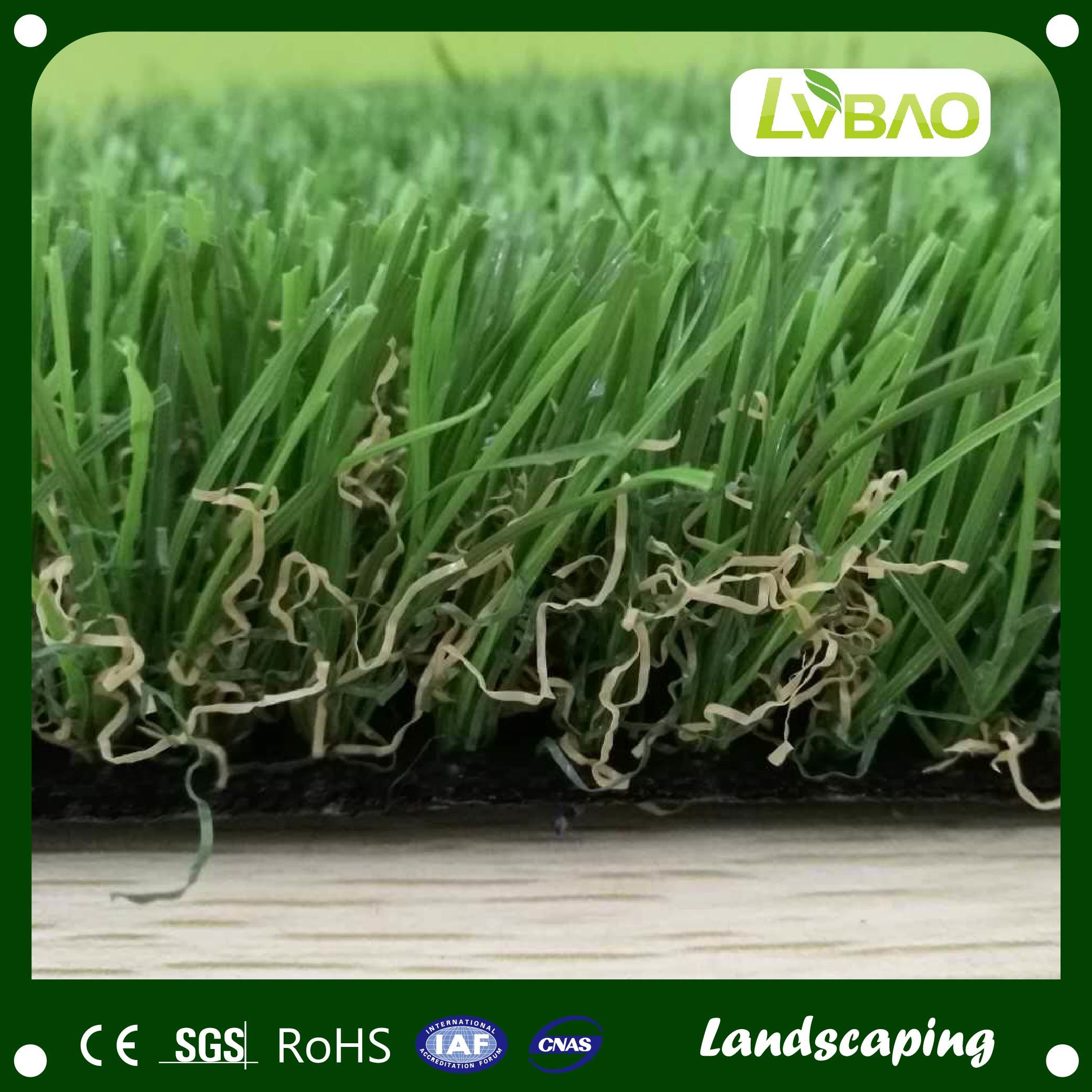 Artificial Grass Turf for Football, Tennis, Playground and Landscaping