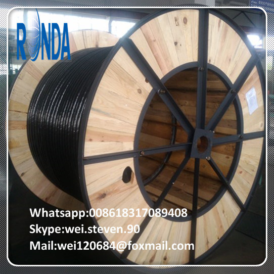 Underground 1.8KV 3KV XLPE Insulated Steel Wire Armored Electric Cable