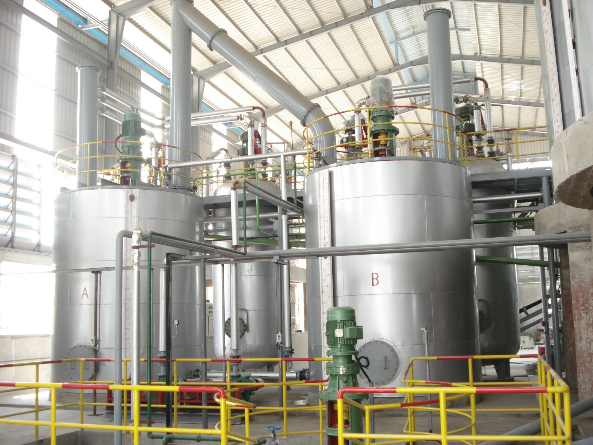 Liquid Phase Process Sodium Silicate Plant