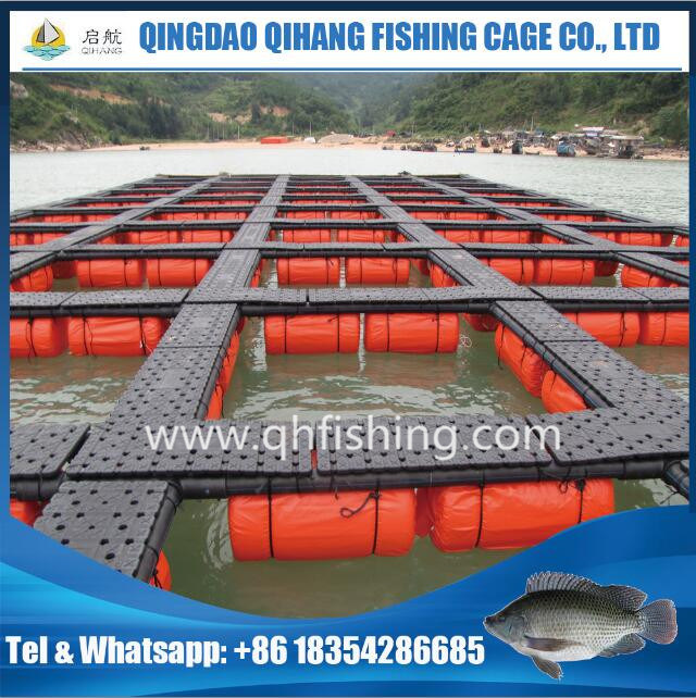 Low Cost Fish Breeding Equipment, Fish Cage Floating