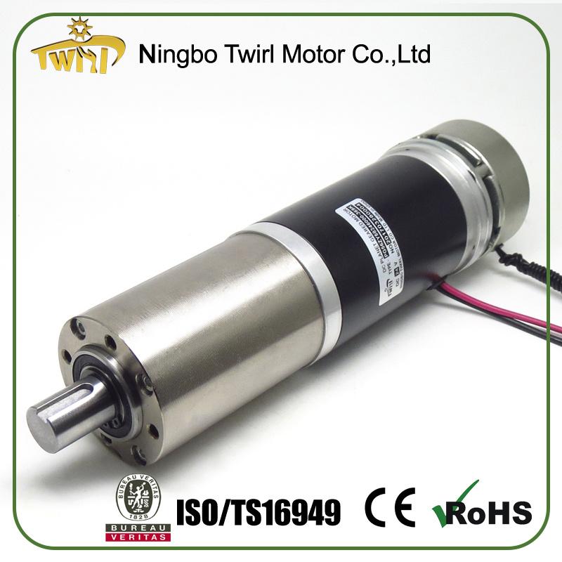 Factory Direct 56mm 200kg. Cm High Torque 12V DC Gearmotor