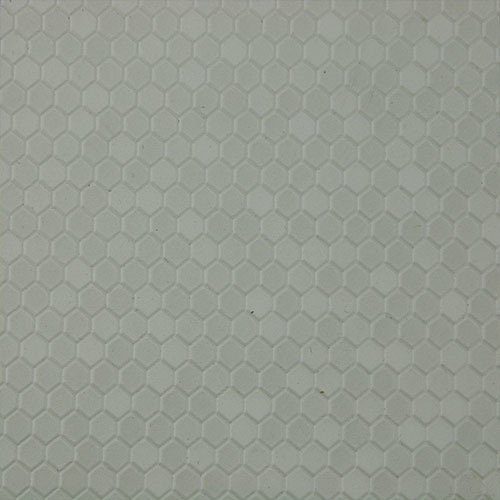 Fashion Hexagon Synthetic PU Leather for Bags