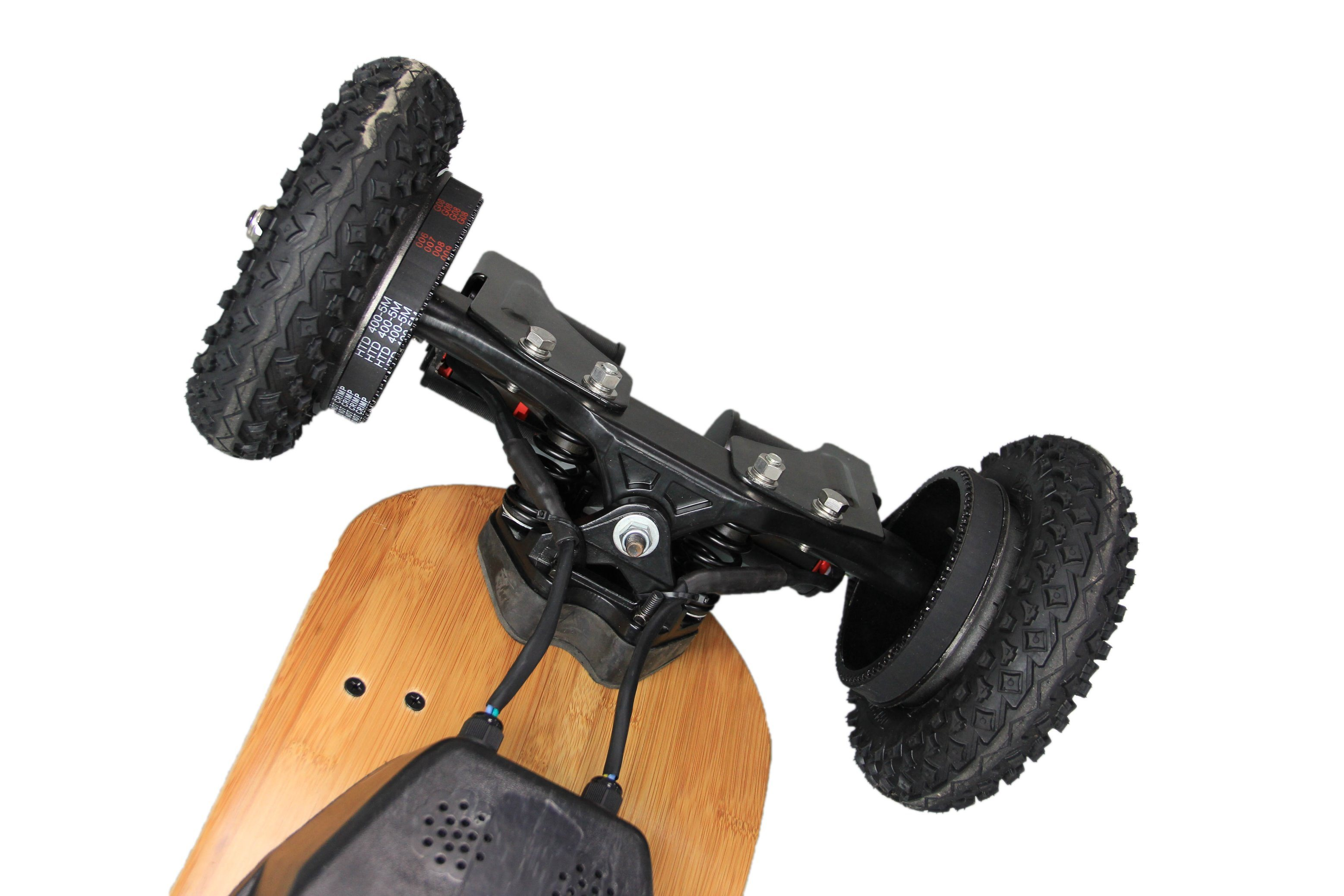 High Quality Four Wheels off Road Electric Skateboard Scooter