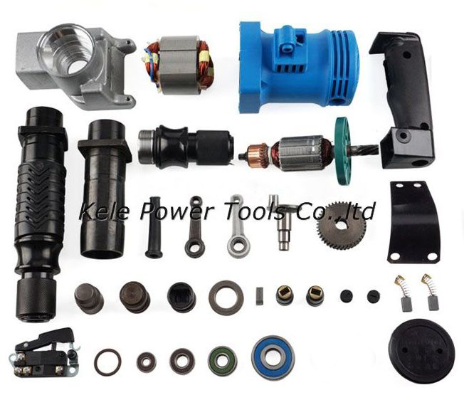 Hm0810b Spare Parts for Makita