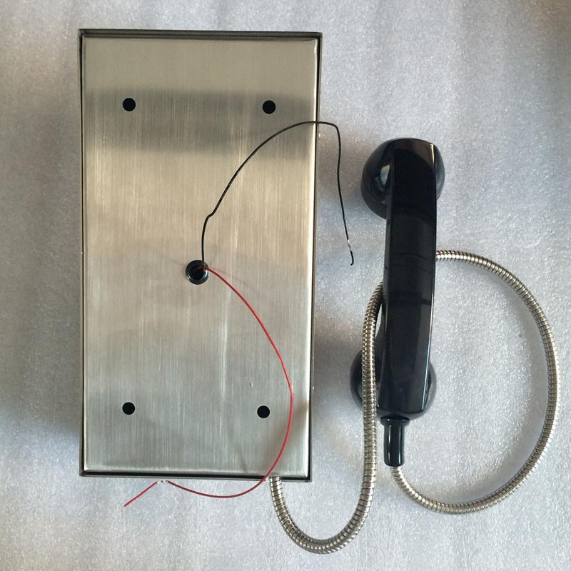 Vandal Resistant Public Telephone Koontech Prison Telephone with Good Feedbacks