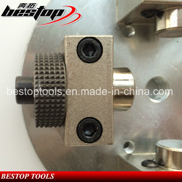 5 Inch Knurl Grinding Tools for Concrete, Granite, Marble