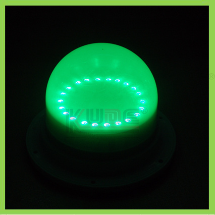 Easy Installation LED Lamp Rotating RGB Lamp for Illuminated Furnitures