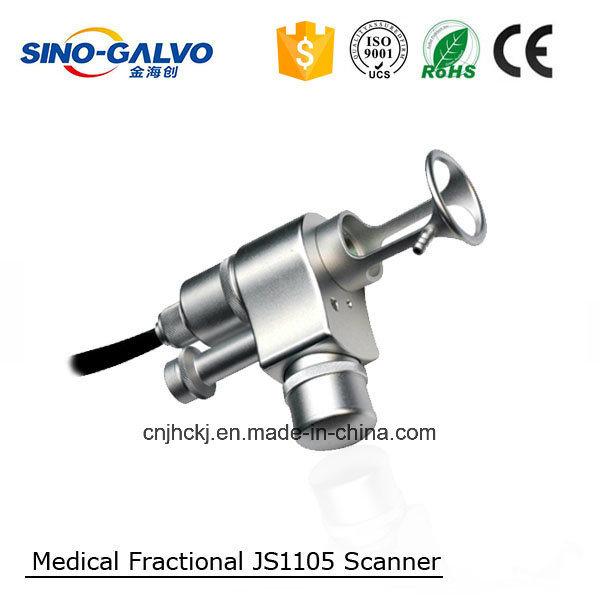 Js1105 Fractional CO2 Skin Rejuvenation Medical Laser for Salon Equipment