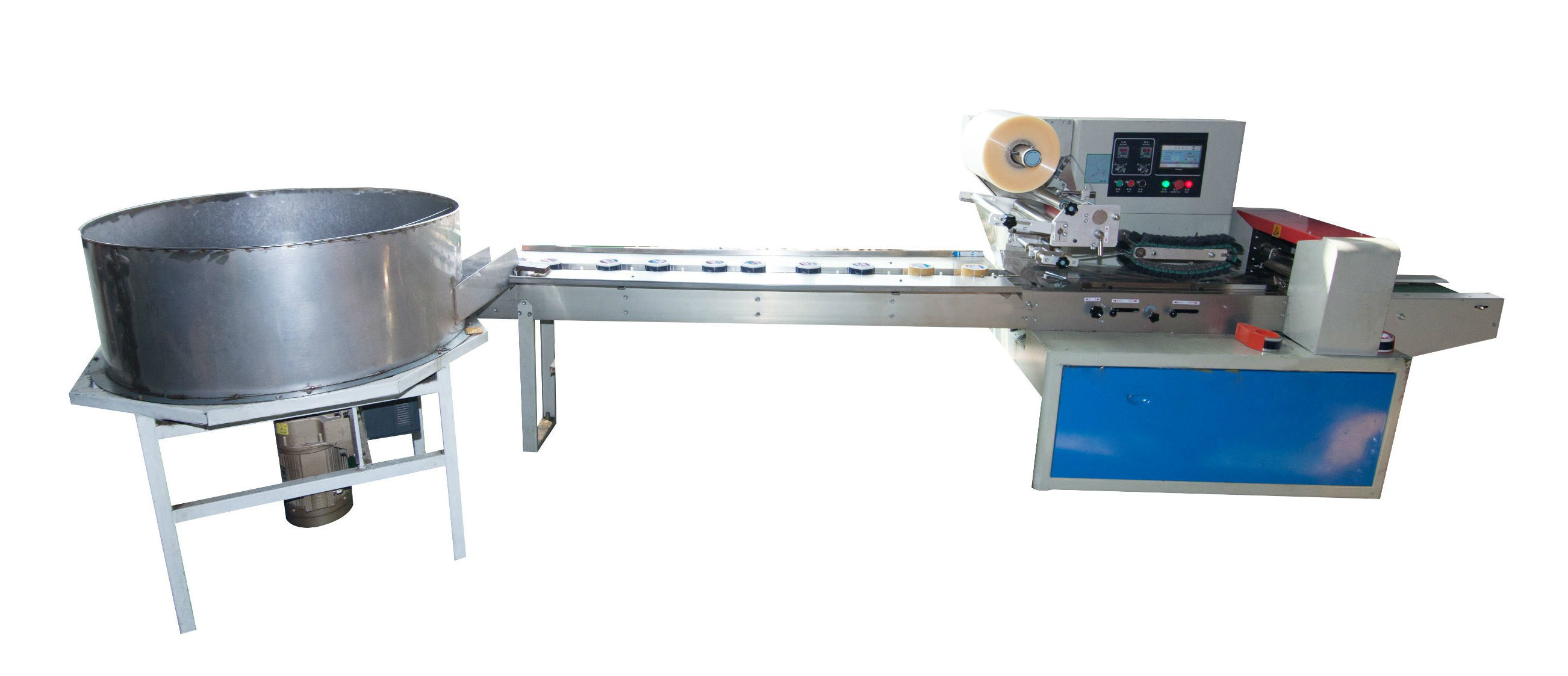 OPP Bag Tape Packing Machine