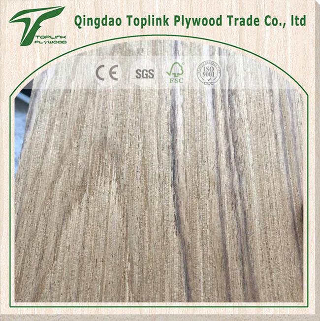 Linyi Engineered White Red Face Veneer Engineerd Walnut Wood Veneer