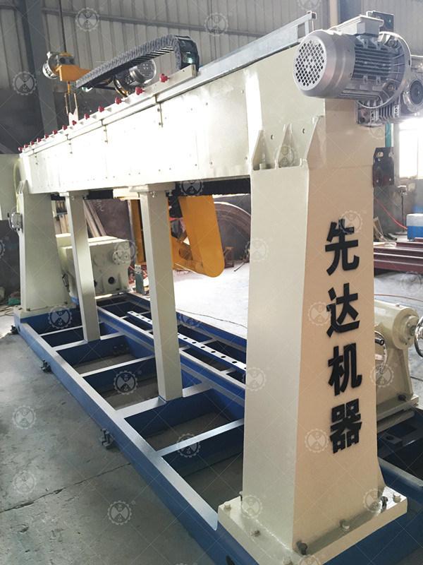 Scm-300/600-2 Solid Column Stone Cutting Machine / Pillar Stone Machine
