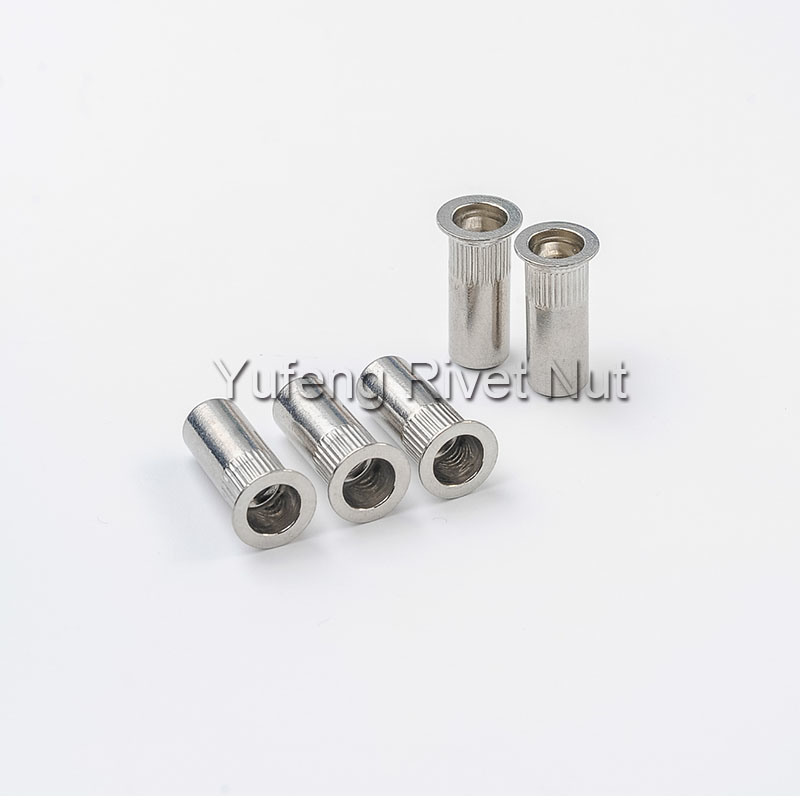 Stainless Steel Rivet Nut Countersunk /Flat /Hexagon Rivet Nut
