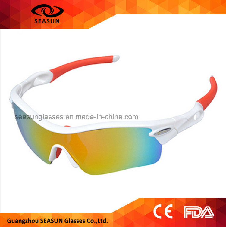 2017 Cycling Glasses Fashion and Popular Cycling Goggles Cycling Sport Sunglasses for Sale